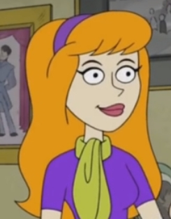 Daphne Blake - Be cool Scooby Doo!