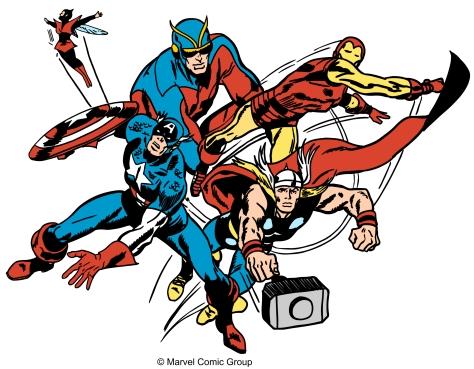 Avengers - I Vendicatori - fumetto